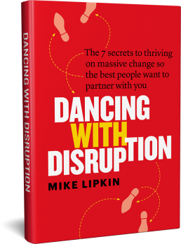Dancing With Disruption | Print Edition